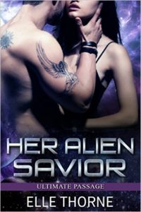 Book Cover: Her Alien Savior