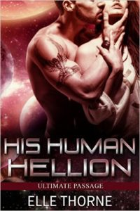 Book Cover: His Human Hellion