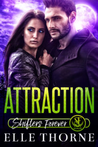 Book Cover: Attraction