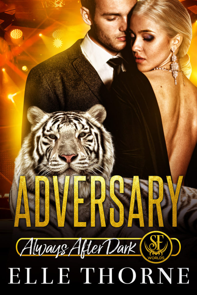 Book Cover: Adversary