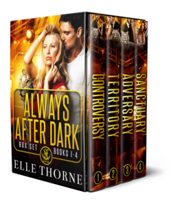 Book Cover: Always After Dark Box Set: Books 1-4