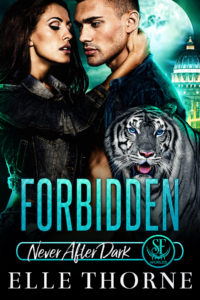 Book Cover: Forbidden