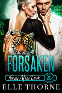 Book Cover: Forsaken