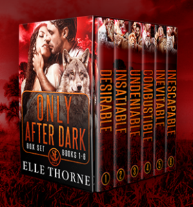 Book Cover: Only After Dark Box Set: Books 1-6