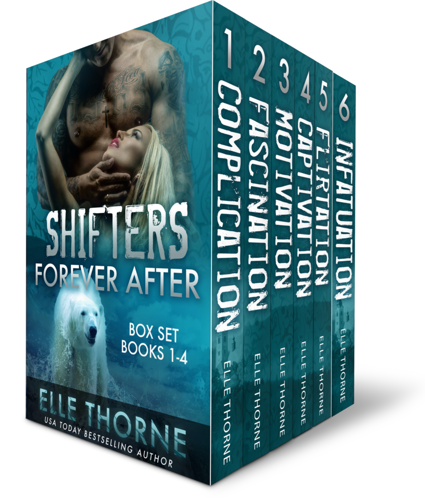Book Cover: Shifters Forever After Box Set: Books 1-6
