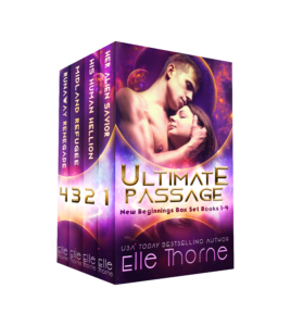 Book Cover: Ultimate Passage - New Beginnings: Books 1-4