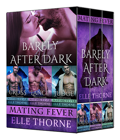 Book Cover: Barely After Dark Box Set: Books 1-3