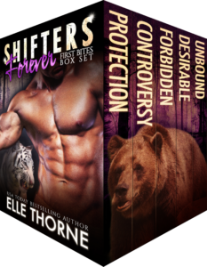 Book Cover: Shifters Forever First Bites