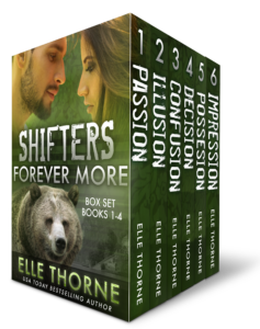 Book Cover: Shifters Forever More Box Set: Books 1-6