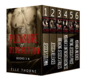 Book Cover: The Pleasure of Discretion - Six Book Collection