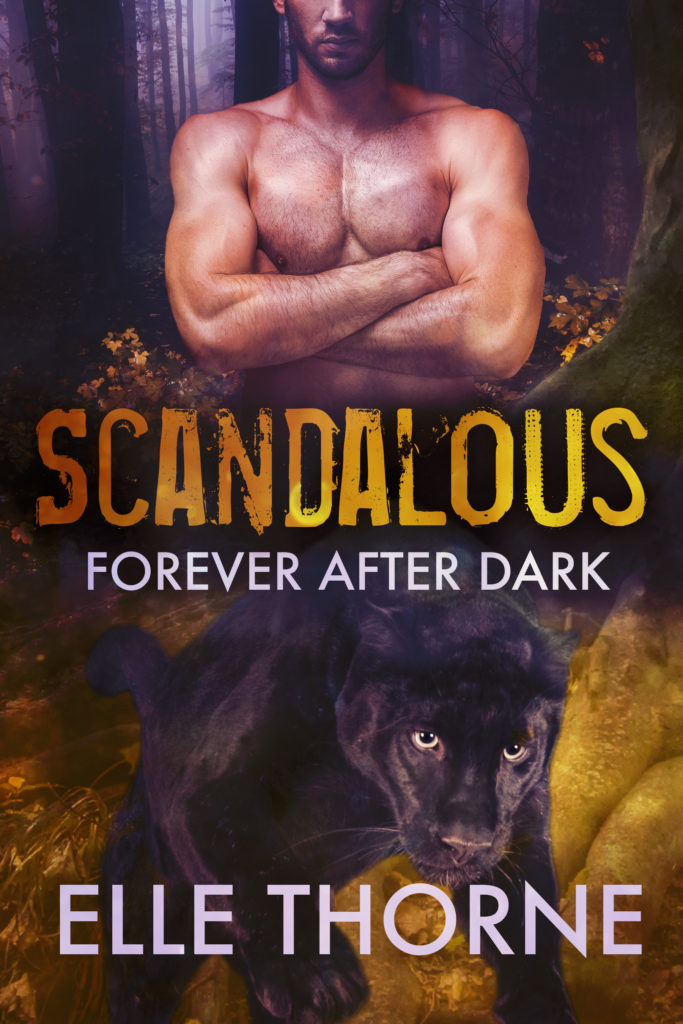 Book Cover: Scandalous