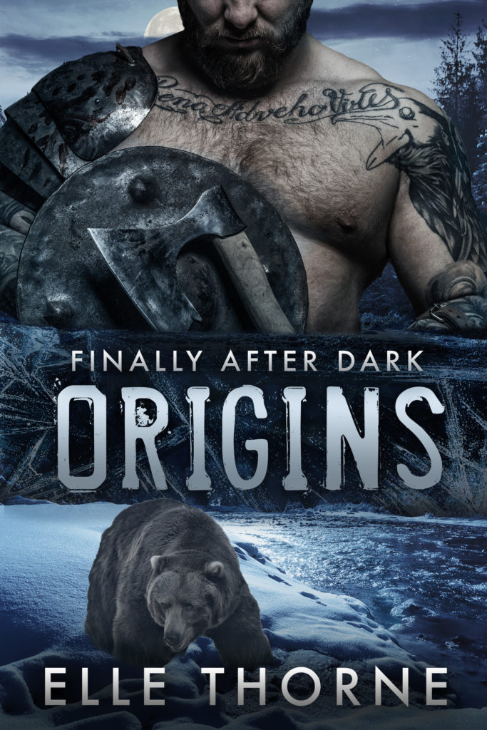 Book Cover: Origins