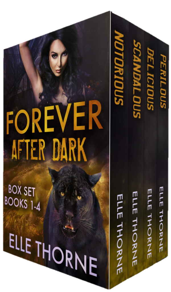 Book Cover: Forever After Dark Box Set: Books 1-4