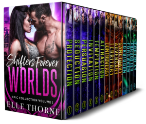 Book Cover: Shifters Forever Worlds Epic Collection Volume 1