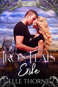 Book Cover: Iron Flats Exile
