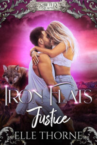 Book Cover: Iron Flats Justice